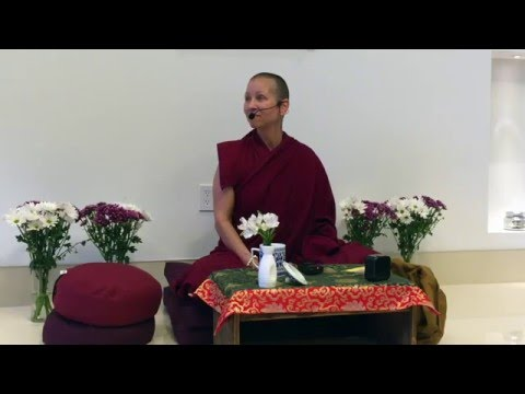 2016, 4/12 - Love, desire and enjoying meaningful relationships - Venerable Amy Miller