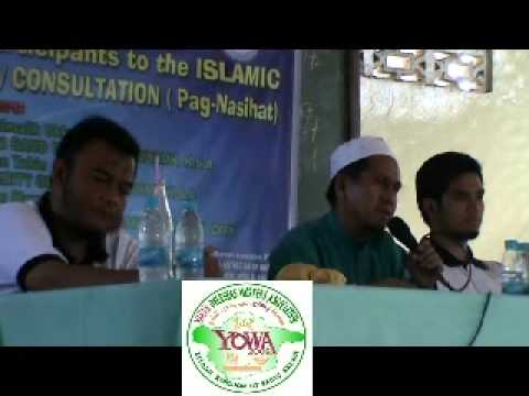 YAKAN NASIHAT : SEMINAR IN LAMITAN CITY @ ABC HALL 30/06/2013