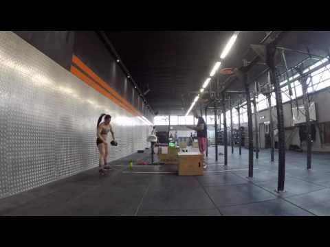 Manila CrossFit Games Open 17.1