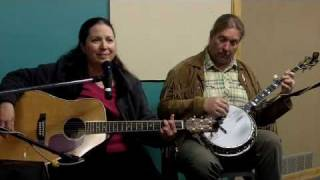 Gospel Lullaby - Lisa Astrella and Jeff Scroggins