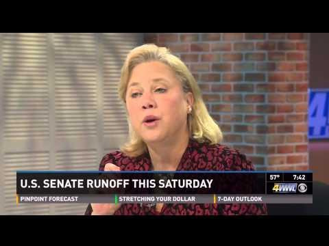 Mary Landrieu Continues Struggling to Defend Campaign Charter Flights on Taxpayer Dime
