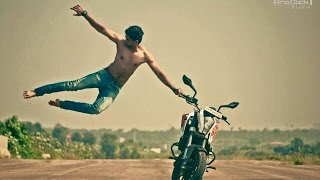 new nepali bike stunt 2016