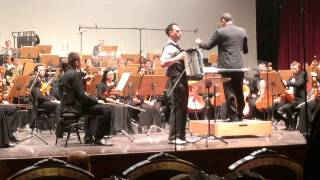 Apricity - Concerto for Accordion & Orchestra (Julien Labro)