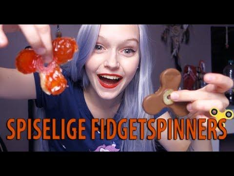 SPISELIG FIDGET SPINNER !! Spinner VS Spinner