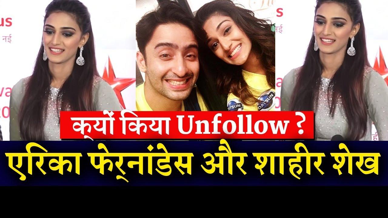 Why Erica Fernandes Unfollows Her Ex-Boyfriend Shaheer Sheikh On Social  Media ?