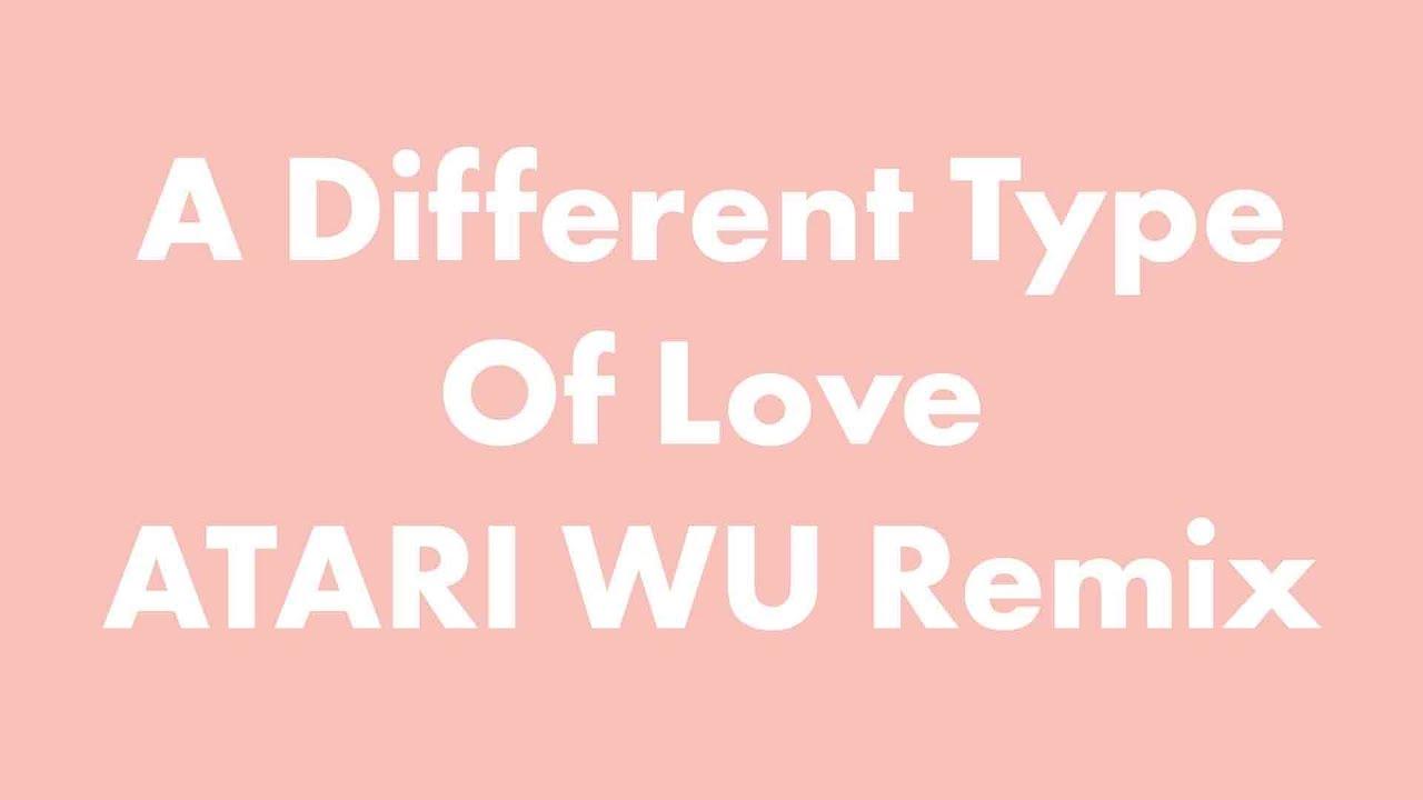 SoDrumatic – A Different Type Of Love (Atari Wu Remix) (audio)