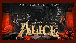 "Let's Play ""American McGee's Alice"" with American McGee!!!"
