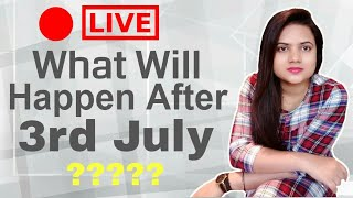 Live : What Will Happen After 3rd July? Bitcoin Regulation