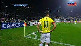 7 GOLAZOS IMPRESIONANTES de JAMES RODRIGUEZ con la selección colombiana