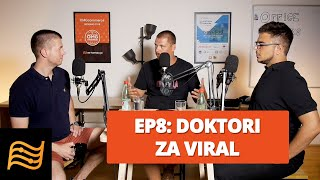 YOUTUBE KAO KARIJERA (gosti Miloš Milaković i Daniel Đukić) | Office Talks Podcast EP8