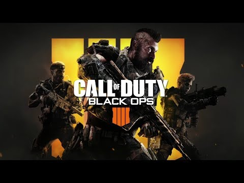 [Rediffusion 13/10/2018] À la découverte de Call of Duty Black Ops IIII