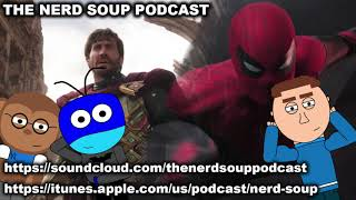 Spider-Man Far From Home Trailer & Glass Movie Discussion! - The Nerd Soup Podcast