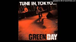 Green Day Castaway Live Tune In Tokyo
