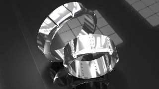 Обручальные кольца из белого золота с камнями(, 2013-11-20T16:46:11.000Z)