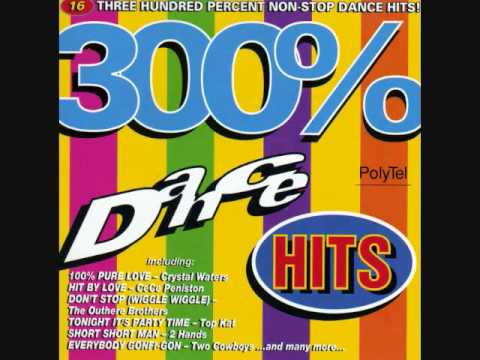 300% Dance Hits - Various Artists