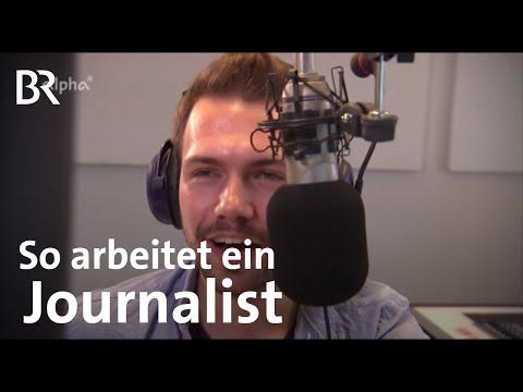 Journalist - Ausbildung - Beruf
