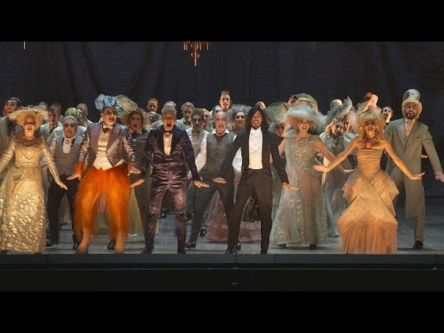 """Kosky's Orphée aux enfers: """"visual and vocal pyrotechnics"""" at the Salzburg Festival"""