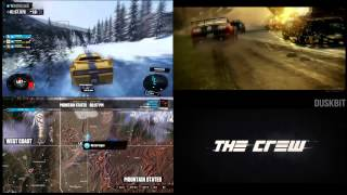 The Crew Gameplay, Car List, Mission Details,Map Details and More