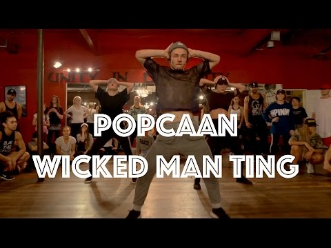 Popcaan - Wicked Man Ting | Hamilton Evans Choreography