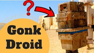 Cult of the Power Droid! - WEIRD Lore of GONK  GNK Power Droid - Star Wars Canon & Legends Explained
