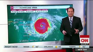 Hurricane Irma not Category 5 storm, Florida declares emergency