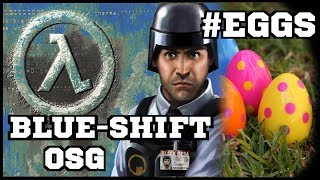 Прохождение игры Half-Life: Blue Shift (Яички) #EasterEggs