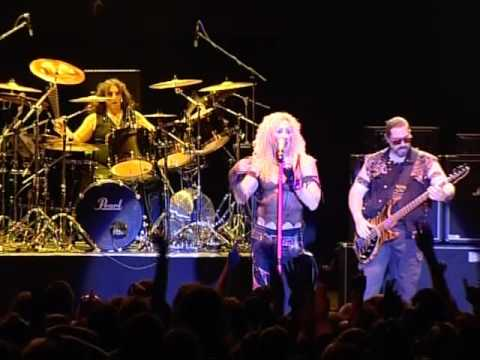 TWISTED SISTER - Live Budapest 2004