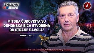 INTERVJU: Bernard Ljubas - Mitska čudovišta su demonska bića stvorena od strane đavola! (25.8.2019)
