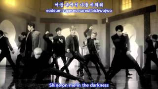 B.A.P 1004 (Angel) MV [Eng Sub + Romanization + Hangul] HD