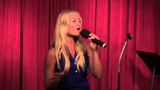 For Good ~ Sung by Christina Connors  ~ Open Mic Norwalk, CT (7/20/13)