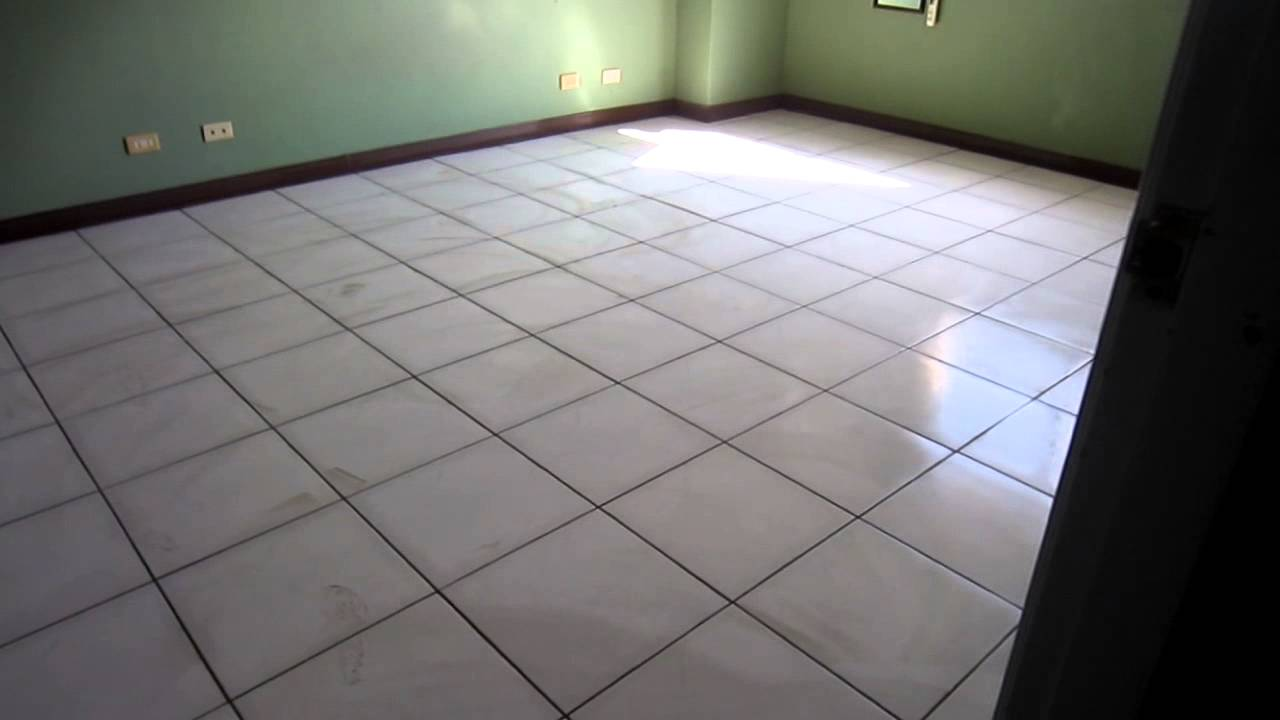 The Finished Tile Bedroom Floor   YouTube