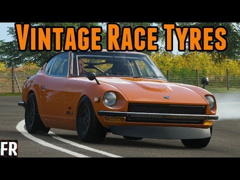 Forza Horizon 4 Investigation - Are Vintage Race Tyres Any Good ? thumbnail
