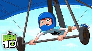 Ben 10 | Gwen's Glider | Cartoon Network