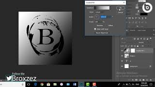 How to Create YouTube Logo For Beginner 2018