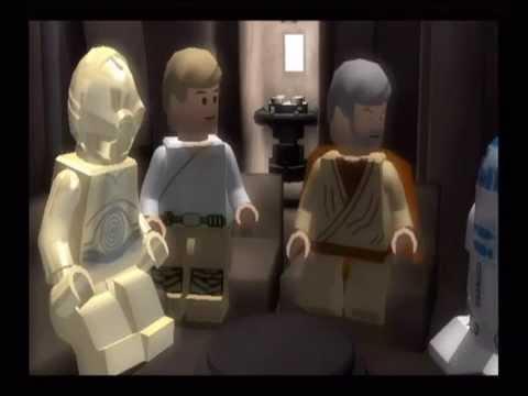 Lego Star Wars II: The Original Trilogy Walkthrough Episode I: A New ...