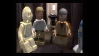 Lego Star Wars II: The Original Trilogy Walkthrough Episode I: A New Hope (Story)