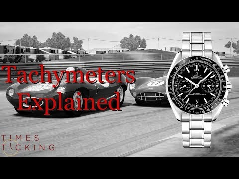 What Is A Tachymeter?