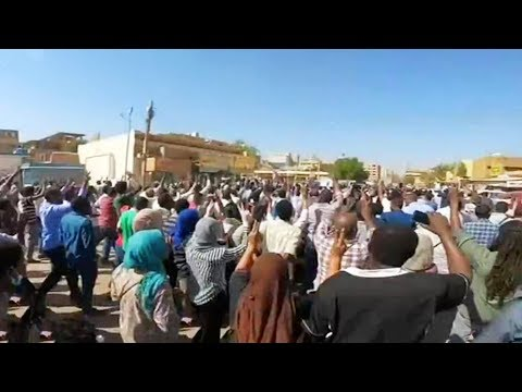 Sudan warned as protests escalate