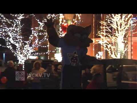 Top Spots - 55th Annual Christmas Parade 2014 Clarksville TN