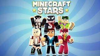 ⏩ZAPIS LIVE: Minecraft Stars 2 - Niebiescy najlepsi! | w CrySis & Vertez