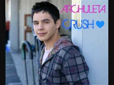 Crush Lyrics - David Archuleta - David Archuleta