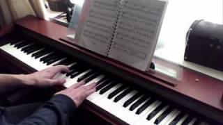 Léo Delibes - Coppelia Waltz - Piano Solo
