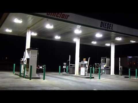 Progressive Energy Solutions-Fuel Canopy Lighting