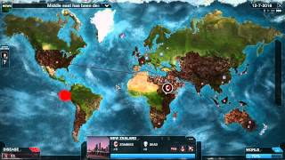 Plague inc: Evolved - Ep 12 -Necroa virus MEGA BRUTAL! ~4 stars~