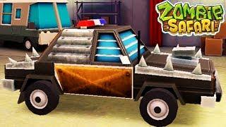 МАШИНКИ и ЗОМБИ zombie safari #16 прохождение ИГРЫ как мультик ПРО МАШИНКИ VIDEOS FOR KIDS games car