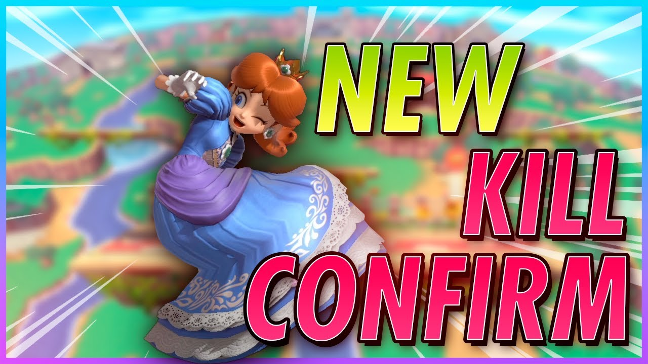 New Peach/Daisy Kill Confirm