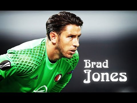 Brad Jones  2017 ● Best Saves ● Amazing saves & skills show |FC feyenoord|| HD 720p