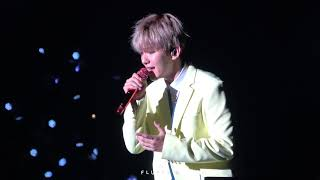 [4K] 180608 엑소 첸백시 EXO-CBX Magical Circus in Osaka - Cry - Baekhyun 백현 Focus 직캠