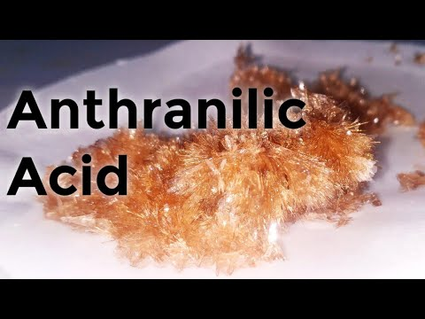 Anthranilic Acid : Organic synthesis
