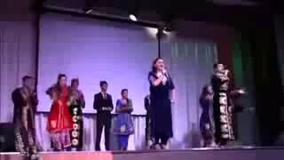 Таджикская песня   супер  поёт 2014 шабнами сурай